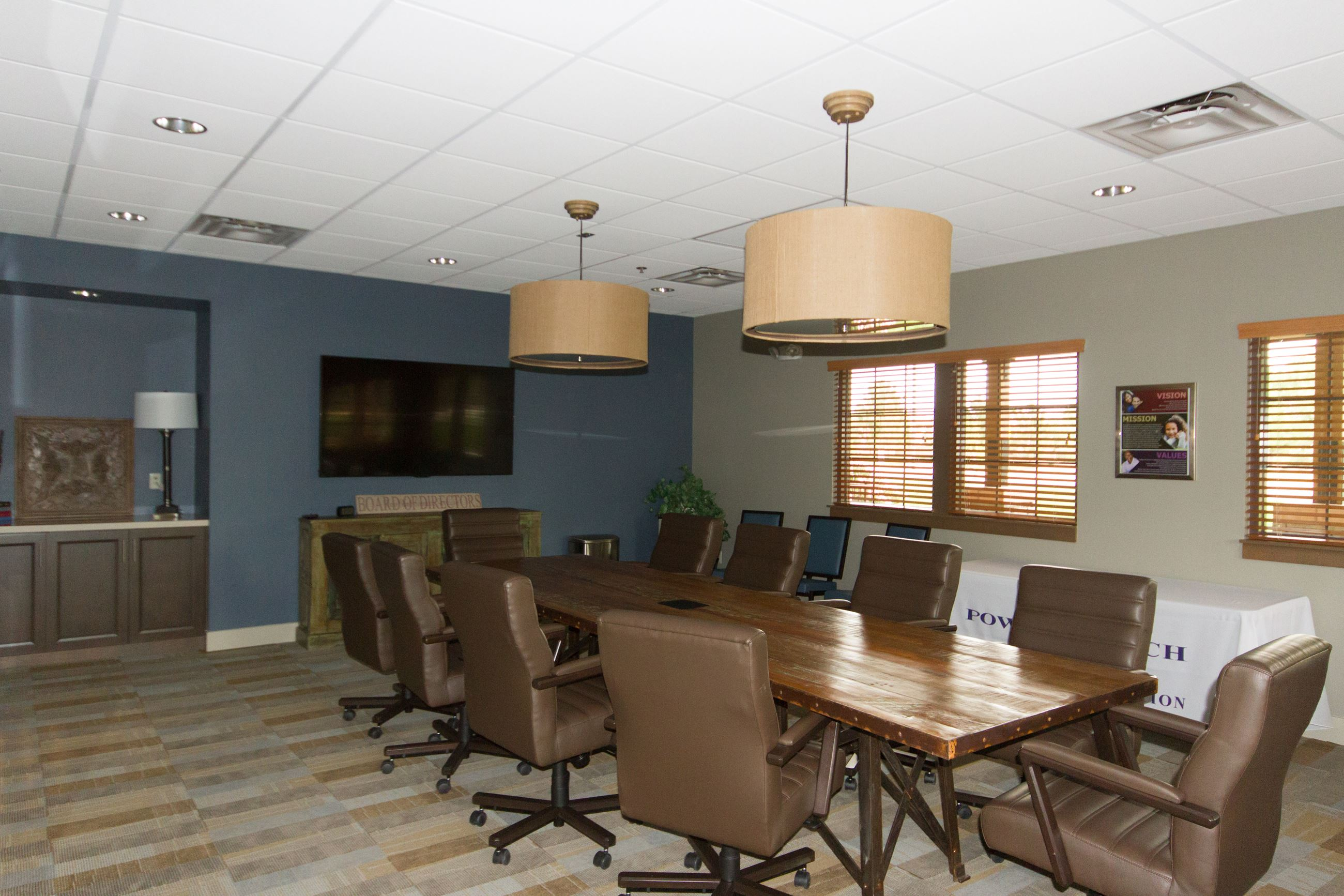 Carriage House Conference Room
