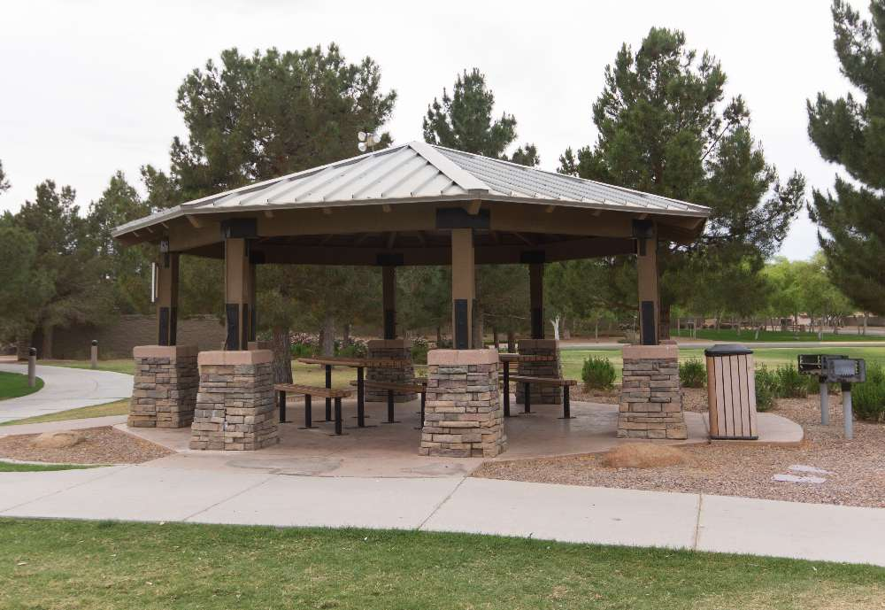 Ranch House Park Pavilion